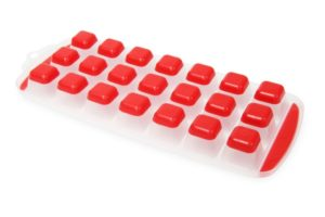 Форма для льда пластик и силикон Vincent 29,5х11,6х2,5 см VC-1398