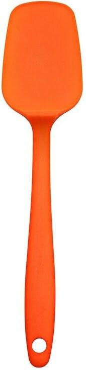 Лопатка поварская из силикона Vincent 21 см VC-1411 купить на сайте Биолшоп