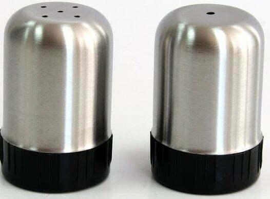 Набор для специй Vincent нержавеющая сталь 5,5х3,5 см VC-2055 купить недорого онлайн
