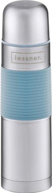Термос Lessner из коррозионностойкой стали 0,5 л Denim Blue 16630-50DB купить недорого онлайн