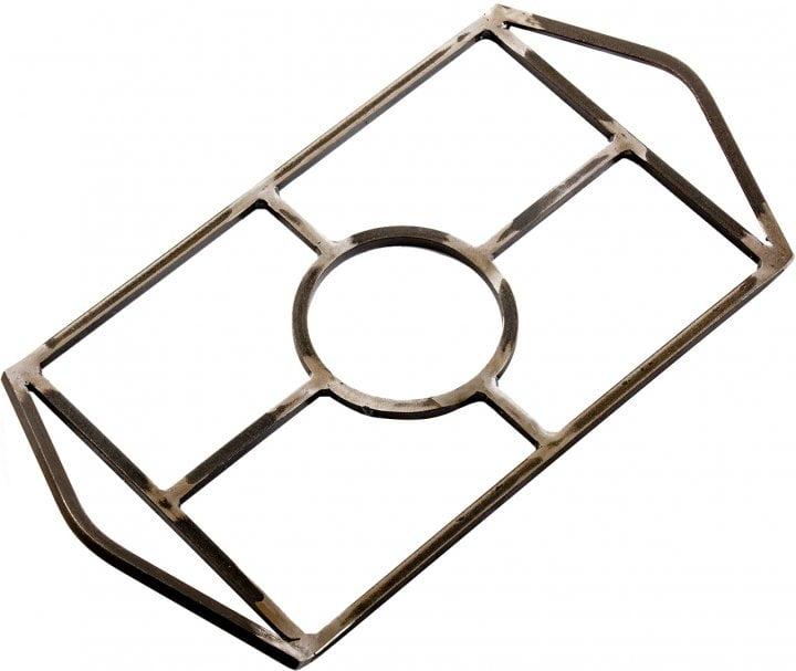 Подставка под казан сковородку кастрюлю Металл-завод ПК купить недорого онлайн