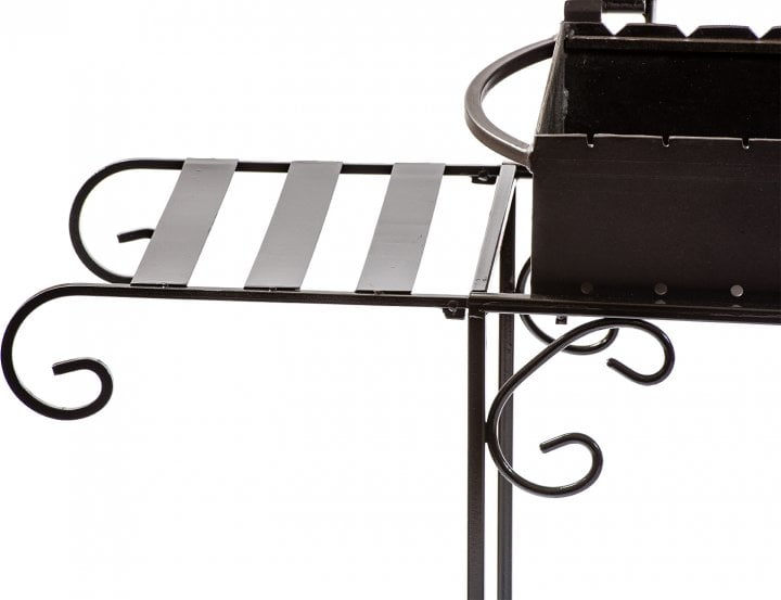Съемный боковой столик для мангалов БС-01 купить недорого онлайн