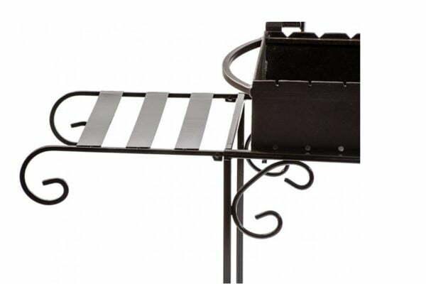 Съемный боковой столик для мангалов БС-01