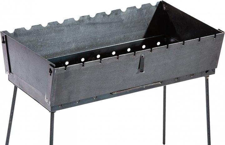 Мангал чемодан из стали Металл-завод MЧ2-10 отзывы