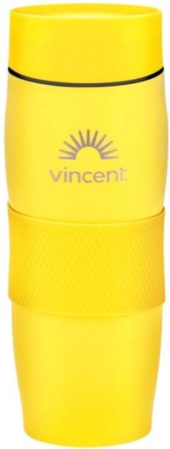 Кружка-термос 0,35 л Vincent Bumblebee VC-1527B купить недорого онлайн
