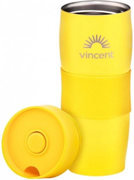 Кружка-термос 0,35 л Vincent Bumblebee VC-1527B отзывы