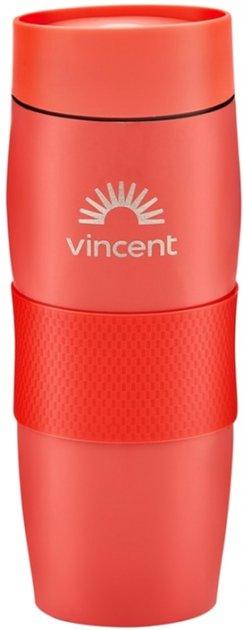 Термокружка 0,35 л Living Coral Vincent нержавеющая сталь VC-1527LC купить в интернет магазине