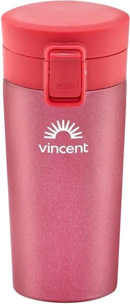 Кружка-термос коррозионностойкая сталь Vincent Foxberry Red 350 мл VC-1528FR купить недорого онлайн