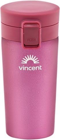 Кружка-термос Maroon 0,35 л Vincent VC-1528M купить недорого онлайн