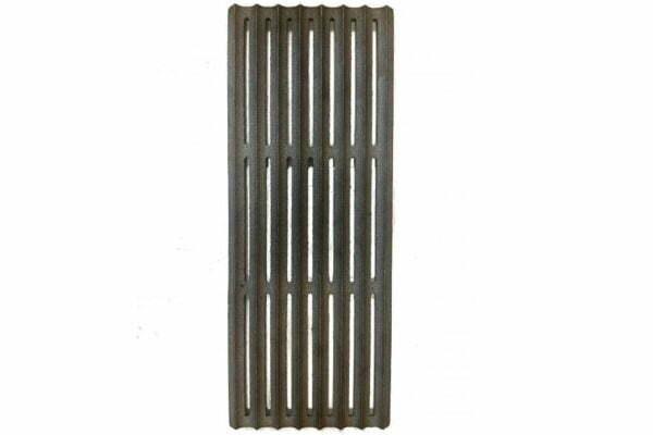 Решётка гриль чугунная Металл-завод 40х15х2 см РГ3