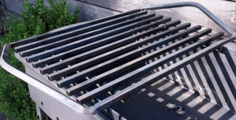 Решетка из стали универсальная 30х40 см Металл-завод РУ-01 купить в интернет магазине