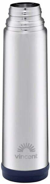 Термос с крышкой чашкой Vincent Midnight Blue 1 л VC-1525-10MB доступная цена