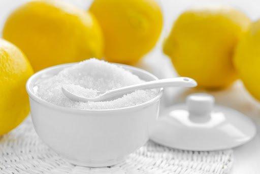 Как очистить лимонной кислотой казан