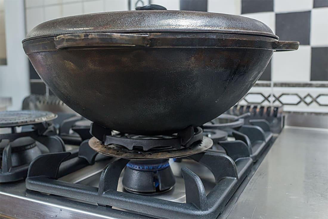 Казан для газовой плиты – ТОП 5