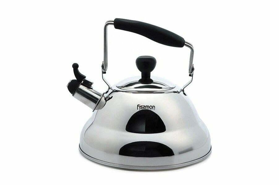 2. Чайник из нержавеющей стали 2.7 л Fissman PARIS KT-5920.2.7