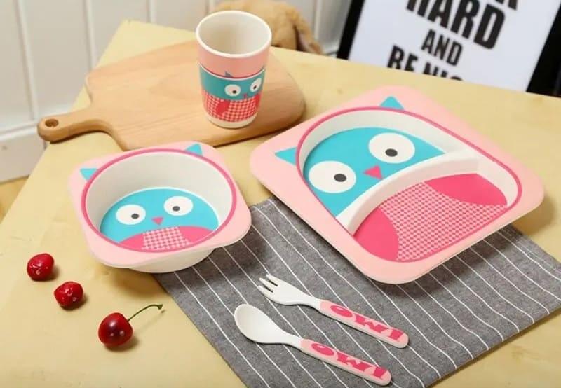 ТОП 10 посуды для детей
